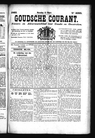 Goudsche Courant 1893-03-13