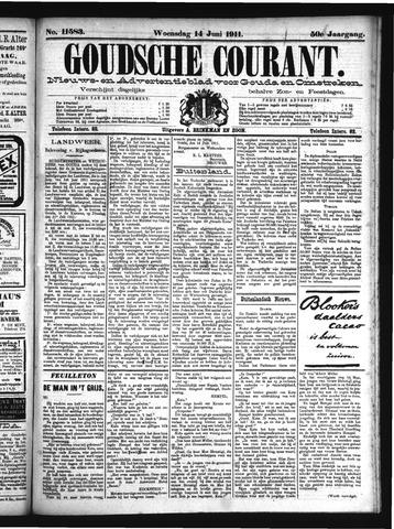 Goudsche Courant 1911-06-14
