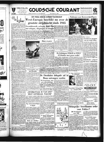 Goudsche Courant 1952-09-12