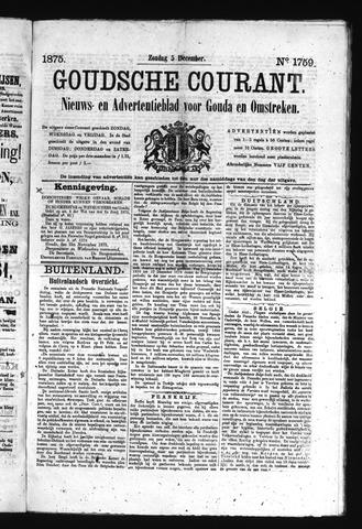 Goudsche Courant 1875-12-05