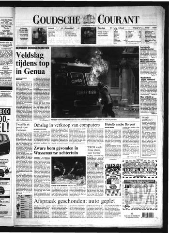 Goudsche Courant 2001-07-21