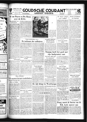 Goudsche Courant 1949-11-04