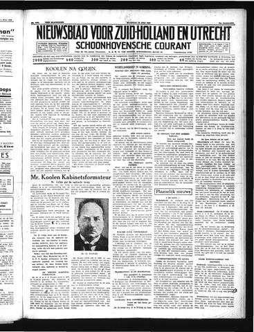 Schoonhovensche Courant 1939-07-10