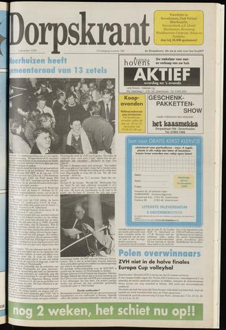 Dorpskrant 1990-12-05