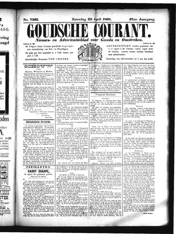Goudsche Courant 1898-04-23