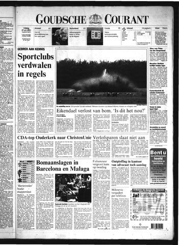 Goudsche Courant 2001-07-27