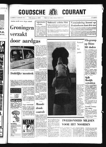 Goudsche Courant 1972-01-08