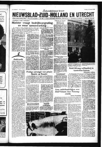 Schoonhovensche Courant 1965-02-26