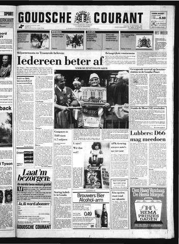 Goudsche Courant 1989-09-19