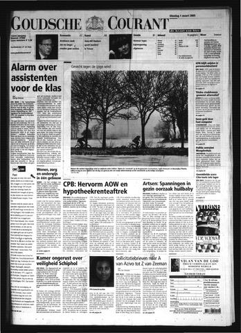 Goudsche Courant 2005-03-01