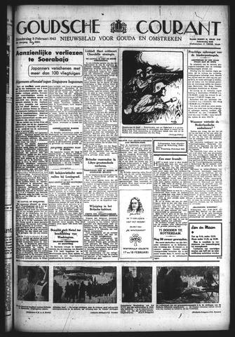 Goudsche Courant 1942-02-05