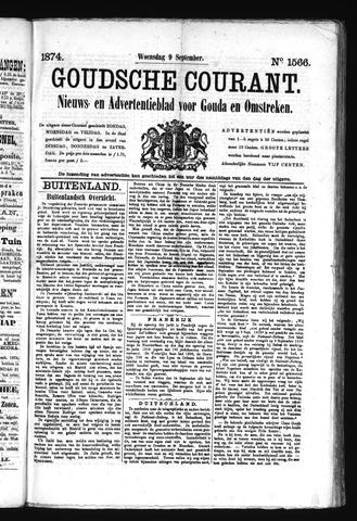 Goudsche Courant 1874-09-09