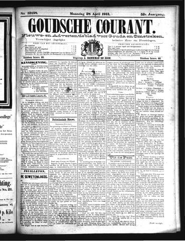 Goudsche Courant 1913-04-28