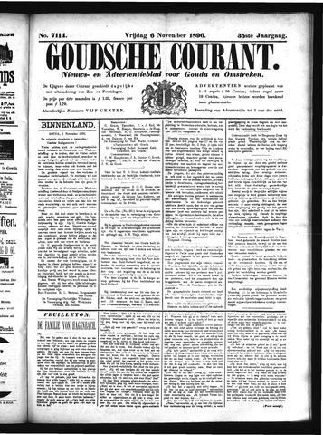 Goudsche Courant 1896-11-06
