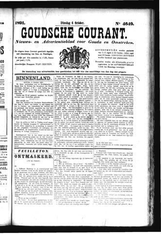 Goudsche Courant 1891-10-06