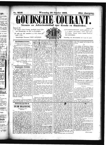 Goudsche Courant 1903-10-28