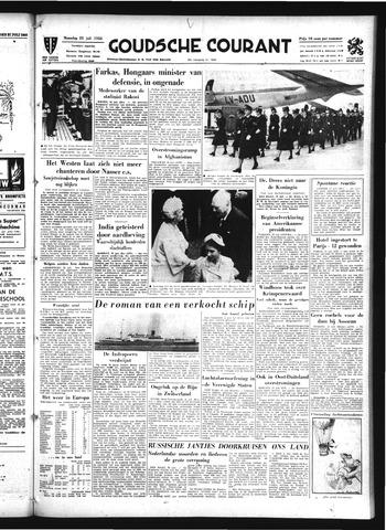 Goudsche Courant 1956-07-23