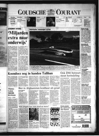 Goudsche Courant 2001-11-19