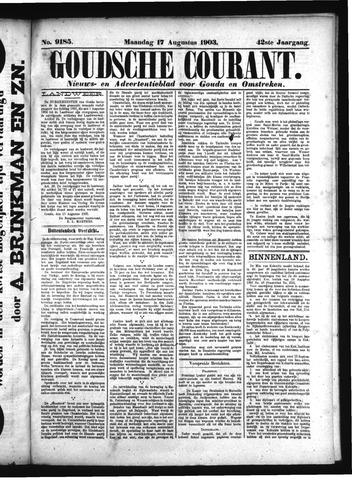 Goudsche Courant 1903-08-17