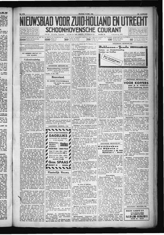 Schoonhovensche Courant 1930-05-16