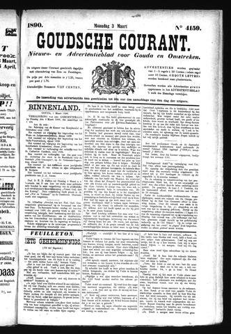 Goudsche Courant 1890-03-03