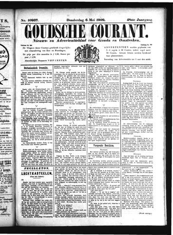 Goudsche Courant 1909-05-06