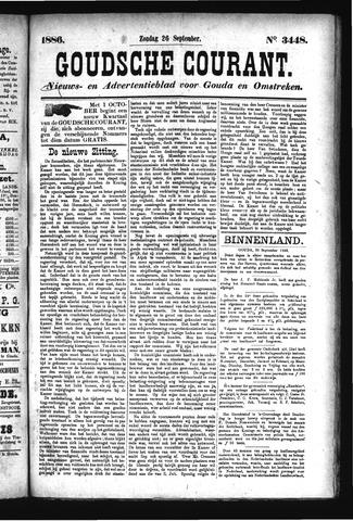 Goudsche Courant 1886-09-26