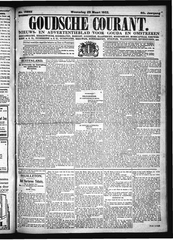 Goudsche Courant 1922-03-29