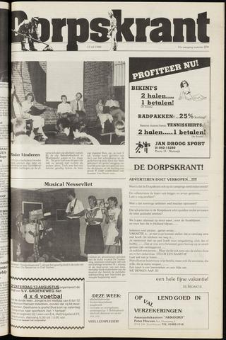 Dorpskrant 1988-07-13