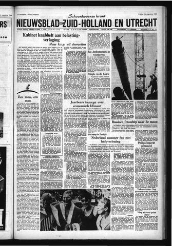Schoonhovensche Courant 1966-08-26