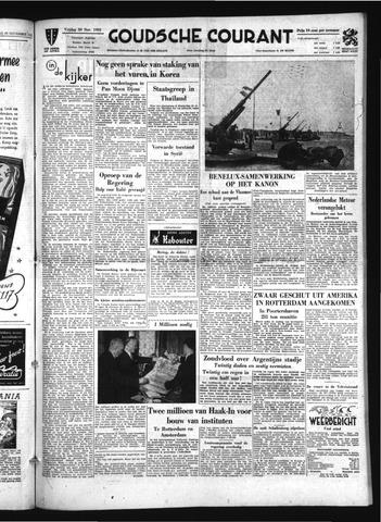 Goudsche Courant 1951-11-30