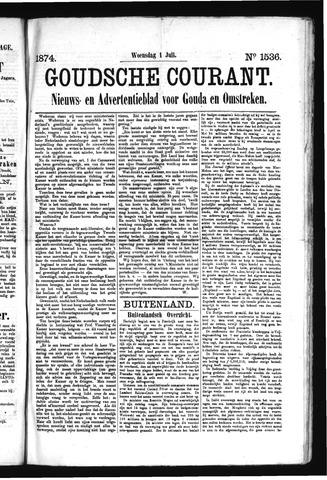 Goudsche Courant 1874-07-01