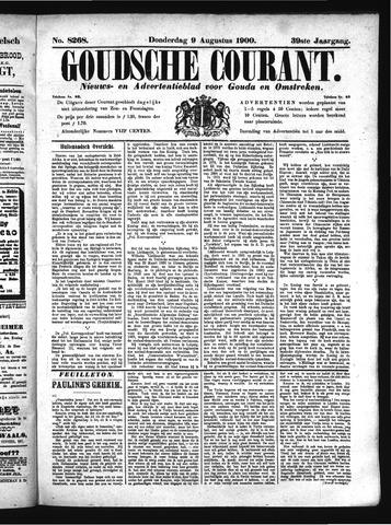 Goudsche Courant 1900-08-09