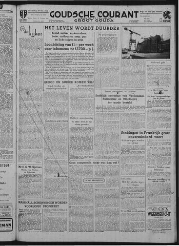 Goudsche Courant 1948-10-28