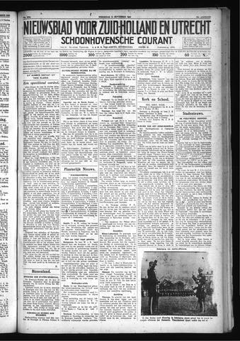 Schoonhovensche Courant 1930-09-10