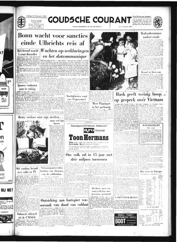 Goudsche Courant 1965-02-26