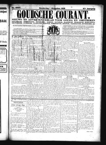 Goudsche Courant 1928-11-01