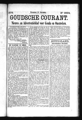 Goudsche Courant 1878-11-27
