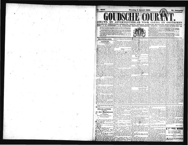 Goudsche Courant 1923-01-02