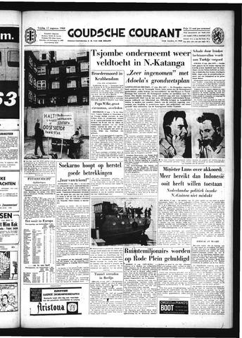 Goudsche Courant 1962-08-17
