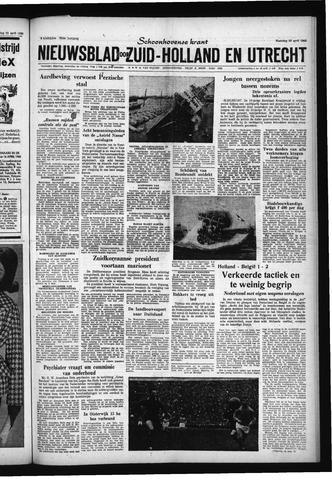Schoonhovensche Courant 1960-04-25