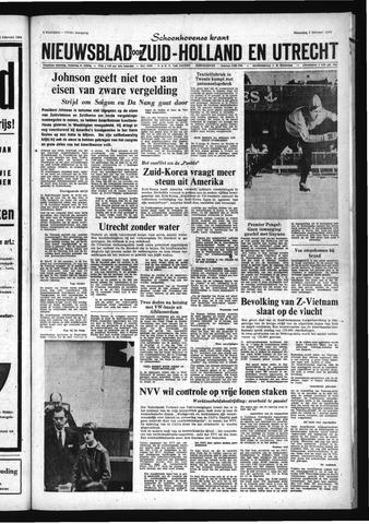 Schoonhovensche Courant 1968-02-05