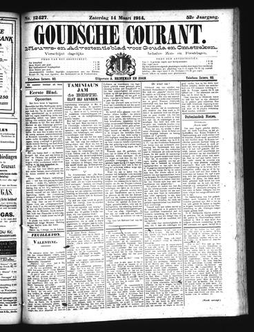 Goudsche Courant 1914-03-14
