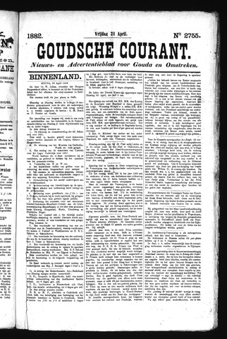 Goudsche Courant 1882-04-21