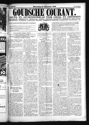 Goudsche Courant 1936-11-25