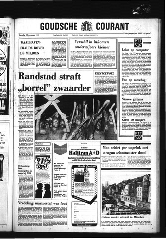 Goudsche Courant 1975-11-12