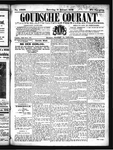 Goudsche Courant 1919-01-11