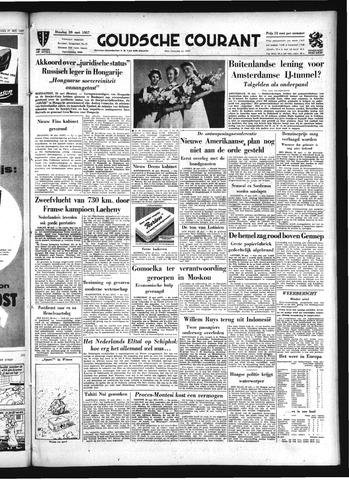 Goudsche Courant 1957-05-28