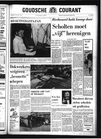 Goudsche Courant 1972-07-29