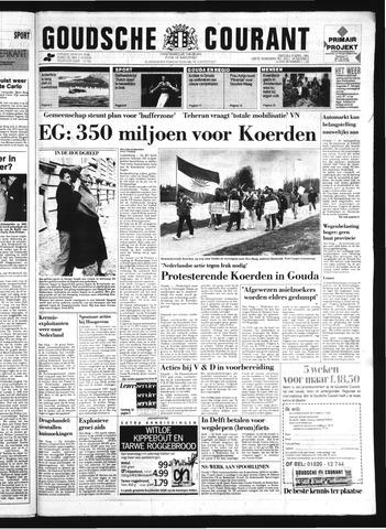 Goudsche Courant 1991-04-09